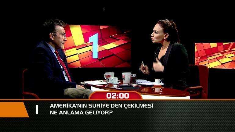 Abdullah Ağar: ABDnin Suriyeden çıktım demesi...