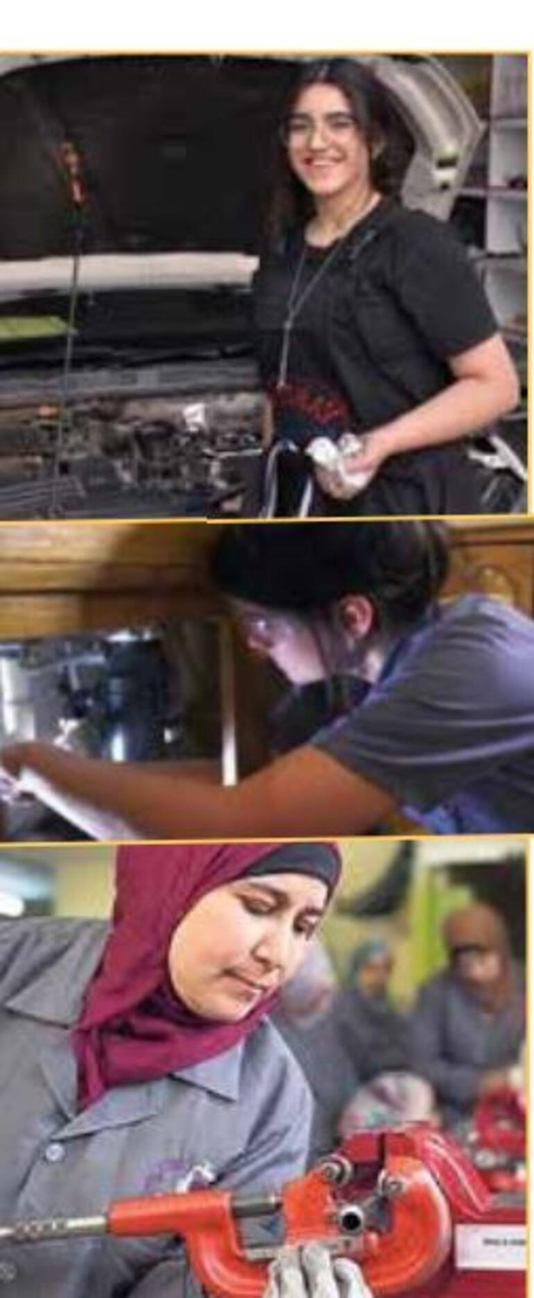 Türkiye'nin kadın ustaları