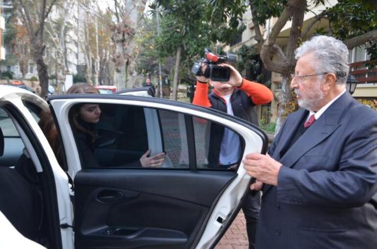 Son dakika: Metin Akpınar polis eşliğinde adliyeye götürülüyor