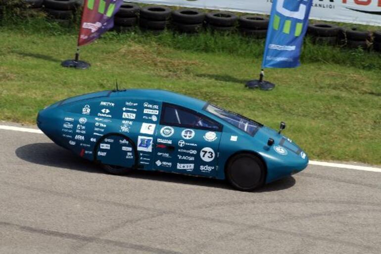 1 TL ile 350 kilometre yol giden elektrikli otomobil ürettildi