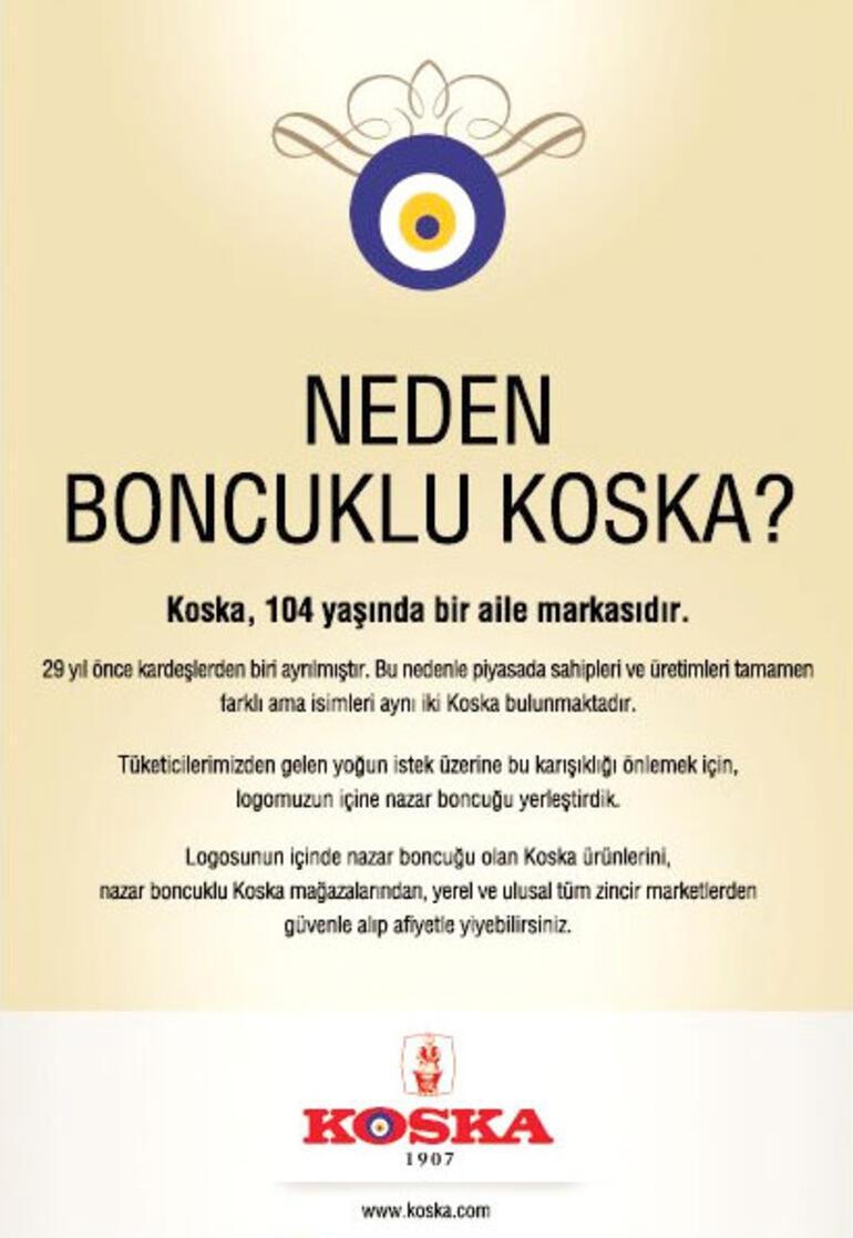 Nazar boncuğu davası 6 yıl sürdü: Koska kardeşlerin 20x30'luk hesaplaşması