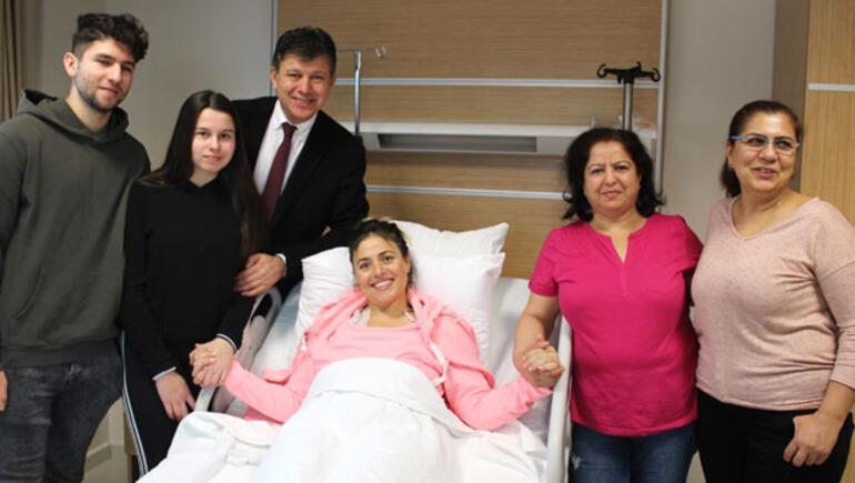 Almanya'da herkesin 2 ay ömür biçtiği hasta Türkiye'de iyileşti