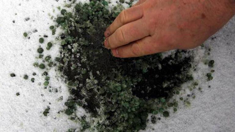 6 yıllık Ar-Ge çalışması sonucu ortaya çıktı.. Karla mücadelede çığır açacak formül