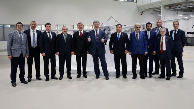 Son dakika: Anlaşma imzalandı Ukrayna, Türkiyeden İHA alacak