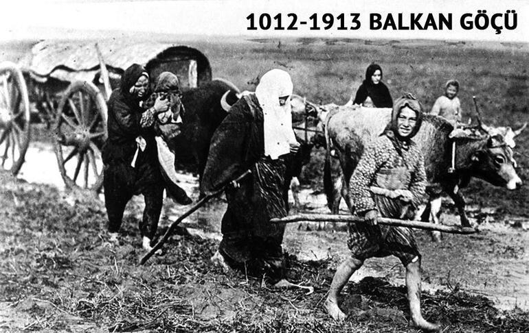 Türkün agir yükü