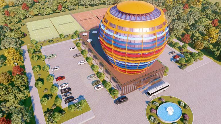 Niziplioğlu, Kapadokya'da 350 odalı otel yatırımına başladı