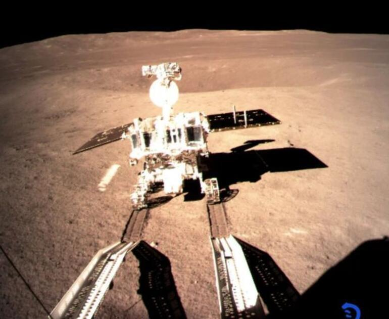 Çinin Ayda ektiği pamuk tohumları filizlendi