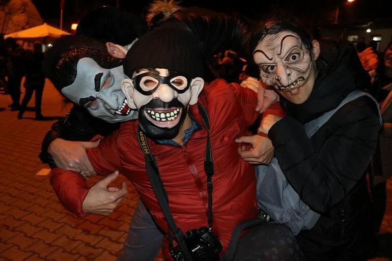 Nur topu gibi cadılar festivalimiz oldu: Bocuk 68