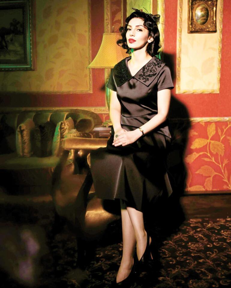 3d16386dfa3a1 Yeni trend alarmı: Pantolon elbise - Magazin Haberleri