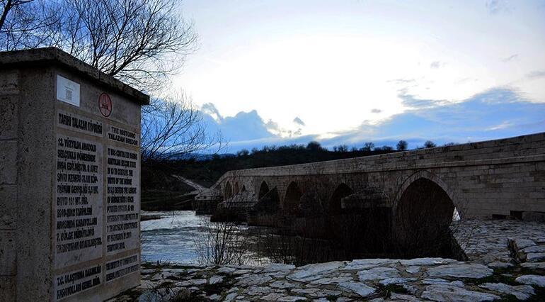 Zamana meydan okuyan köprü: Talazan Köprüsü