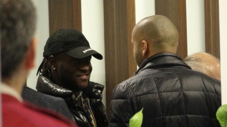 Fenerbahçenin yeni transferi Moses İstanbulda