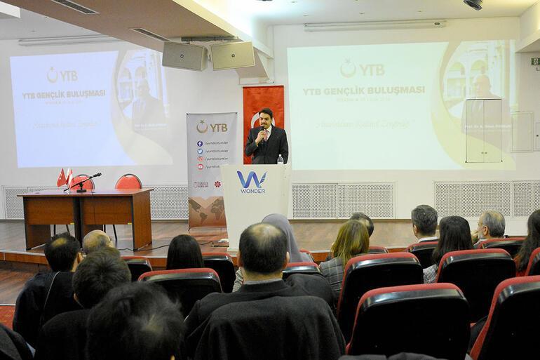 Avusturya'da 'YTB Gençlik Buluşması' etkinliği
