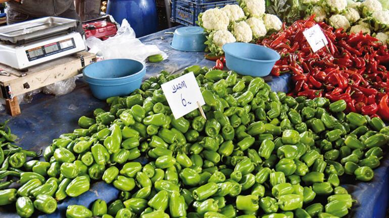 Patlıcan ve bibere raf yasağı