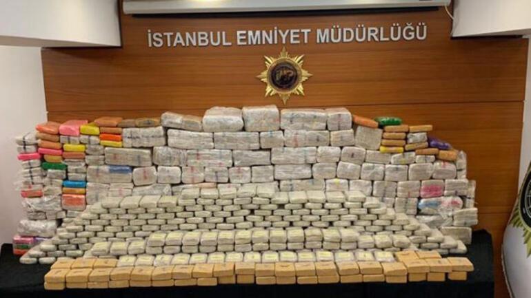 Son dakika: İstanbulda ele geçirildi, tam 850 kilo...