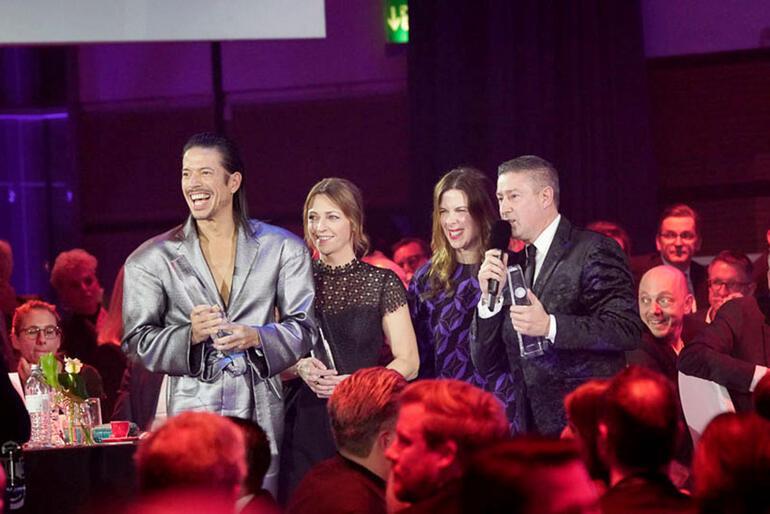 Alman Televizyon Ödülleri sahiplerini buldu