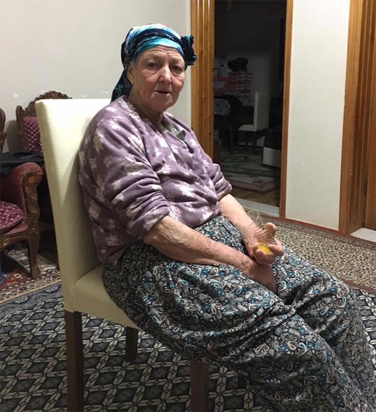 Yaşlı kadının korkunç ölümü 12 yaşındaki torunu...