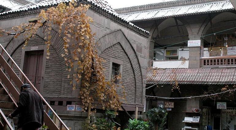 Ankaranın 500 yıllık geçmişi olan çarşısı: Suluhan