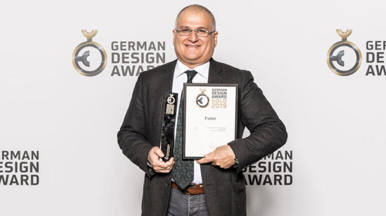 'Türk Kartalı'na Almanya'dan 'En Mükemmel Uçak Tasarımı Ödülü'