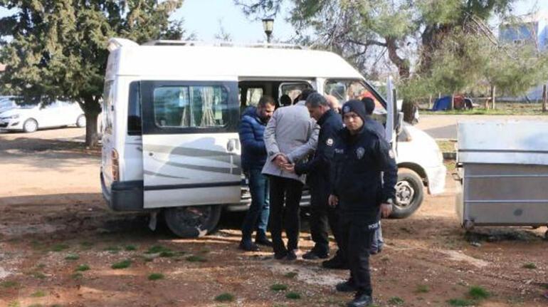 Adıyamanda, bomba yüklü araç ihbarı polisi harekete geçirdi