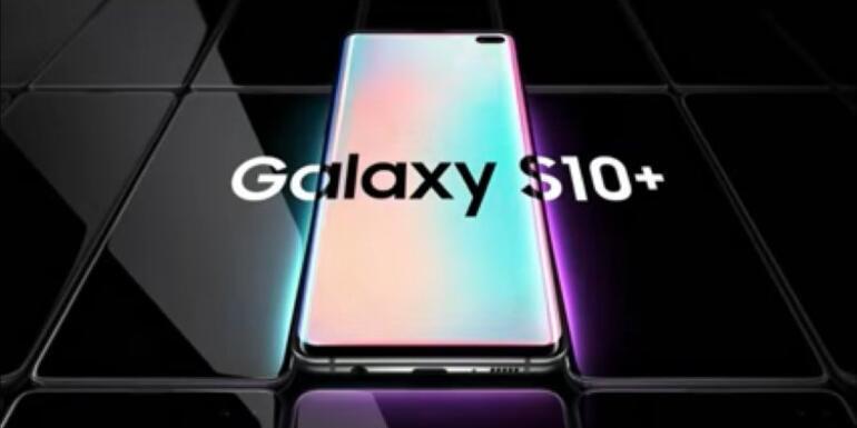 Samsung Galaxy S10 ve Galaxy S10 Plus tanıtılıyor