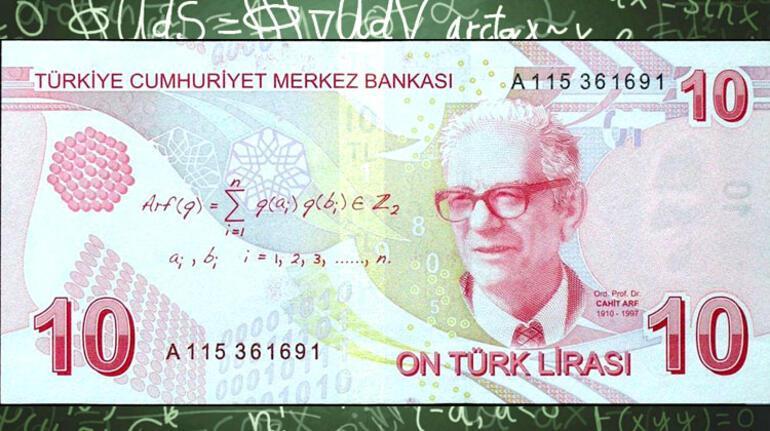 10 Liranın üzerindeki Büyük Matematikçi Almanyada Anıldı Avrupa
