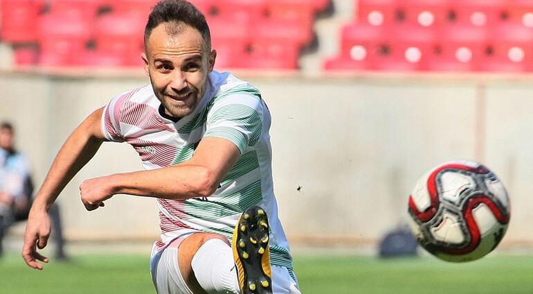Amed Sportif futbolcusu Mansur Çalar kadroya alınmadı