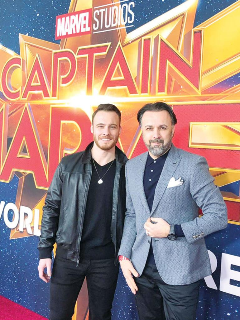 'Captain Marvel'ın müziği Pınar'dan