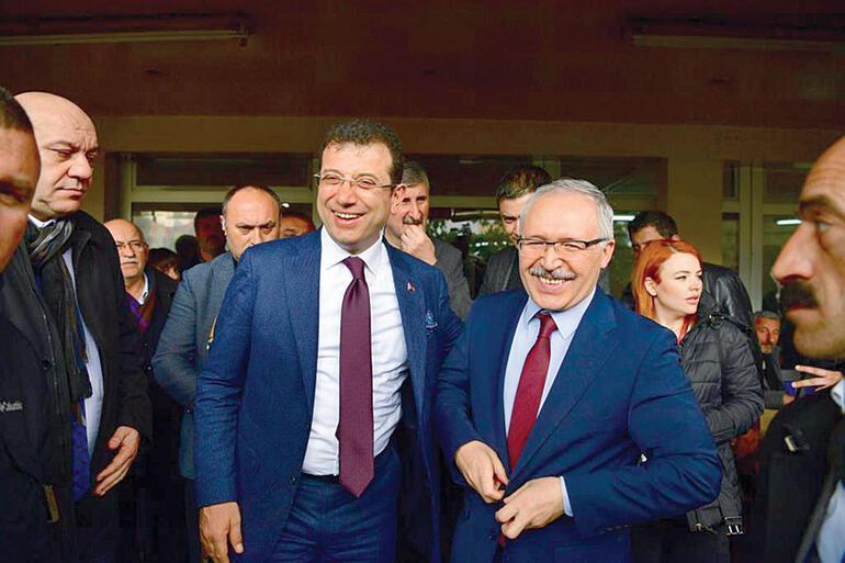 Ekrem İmamoğlu ile Kasımpaşa'da