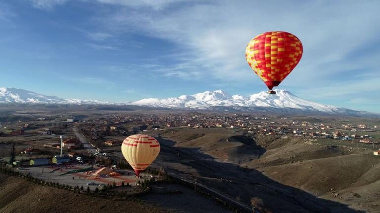 Turistlerin balon turunda yeni adresi: Ihlara