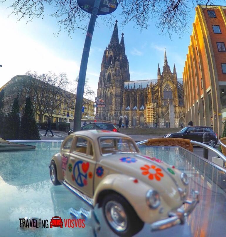 Almanyanın Dördüncü Büyük şehri Köln Seyahat Haberleri