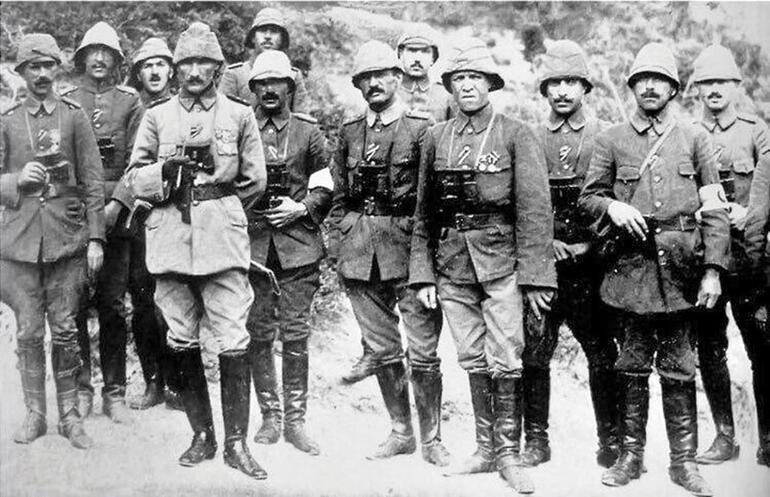 Atatürk'süz Çanakkale