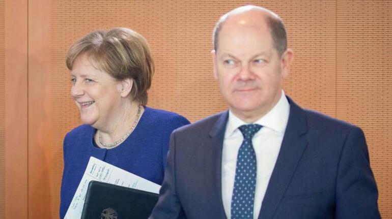 Scholz birçok bakanlığın bütçesini kısıtladı