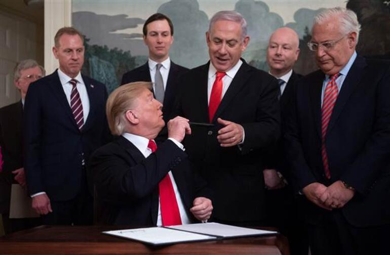 Son dakika... Trump skandal kararnameyi imzaladı