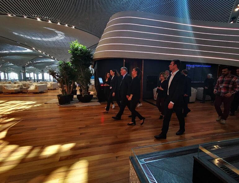 İstanbul Havalimanında son kontroller yapıldı