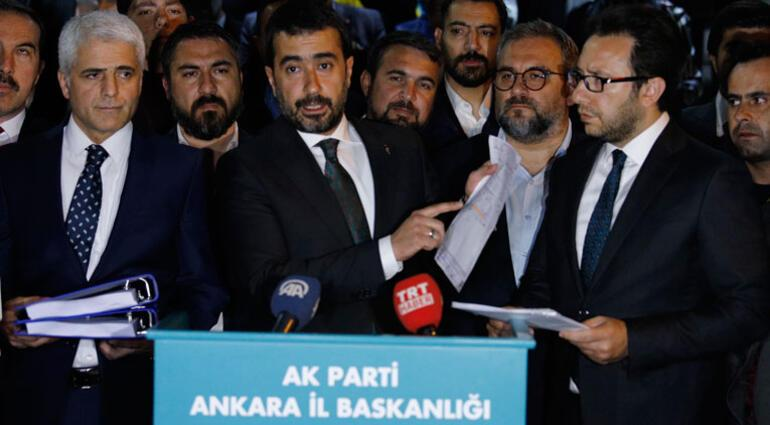 AK Parti Ankara İl Başkanı Özcan: Seçim henüz sonuçlanmamıştır