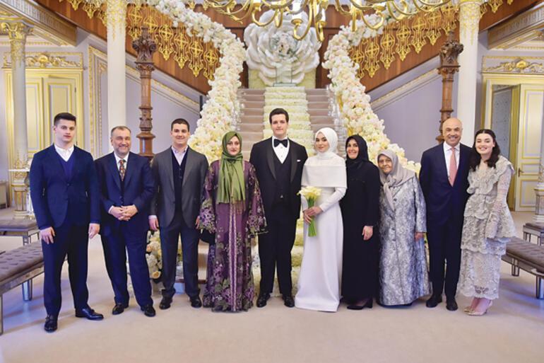 Nikâh Istanbulda Düğün Abu Dabide Magazin Haberleri