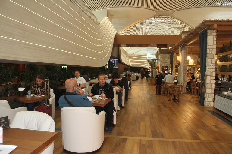 THY İstanbul Havalimanına özel yaptı 5 yıldızlı otelleri aratmıyor