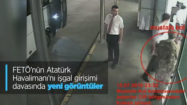 Yer Atatürk Havalimanı... Bu görüntüler ilk kez ortaya çıktı