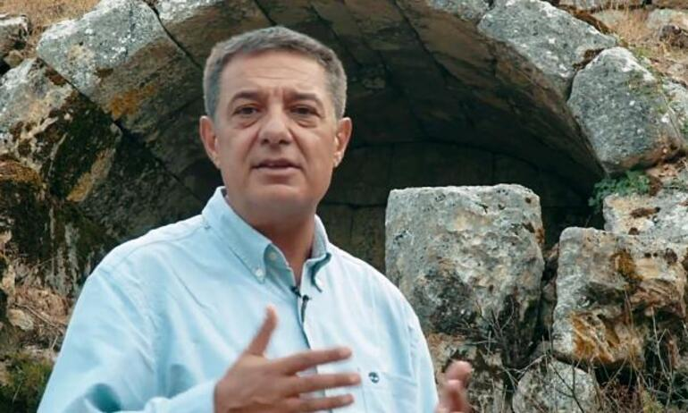 2 bin 500 yıllık Likya kaya mezarını bu hale getirdiler Bu iş çığırından çıkmış durumda