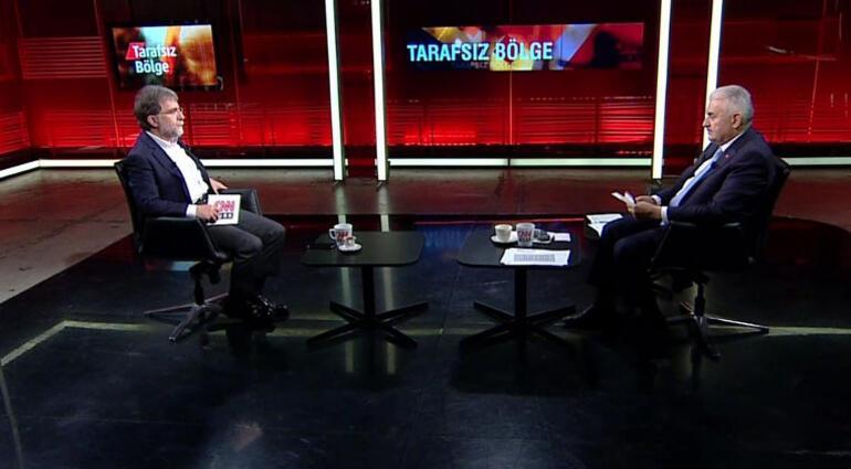 Binali Yıldırım, CNN TÜRKte soruları yanıtlıyor