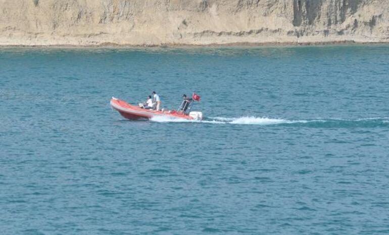 Balıkçılar fark etti! Bu halde bulundu