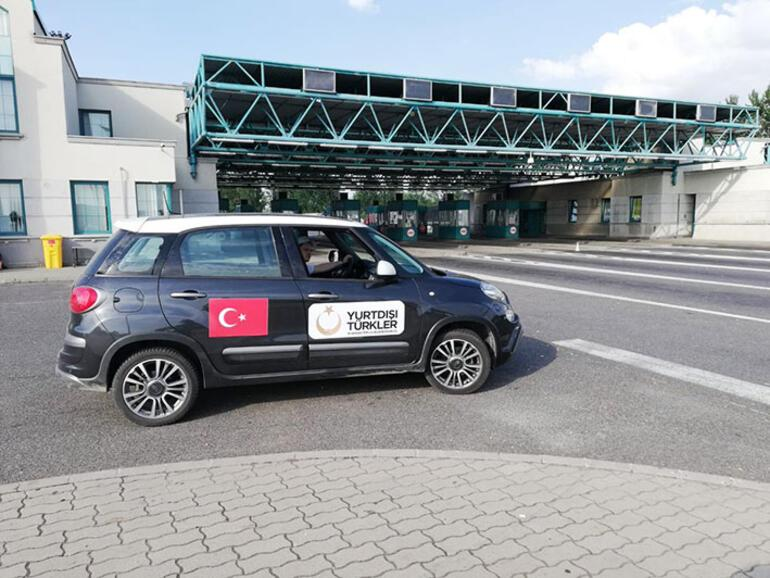YTB'den Avrupalı Türklere 'sıla yolu' desteği başladı