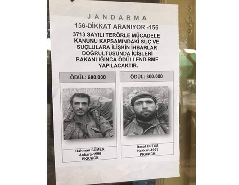 Vatandaşlar uyarılıyor! 1700 asker onların peşinde
