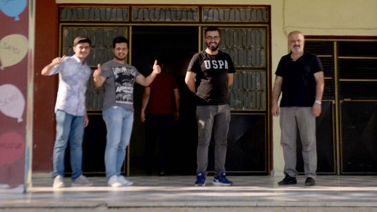 Suriyeli öğrenci LGSden tam puan aldı