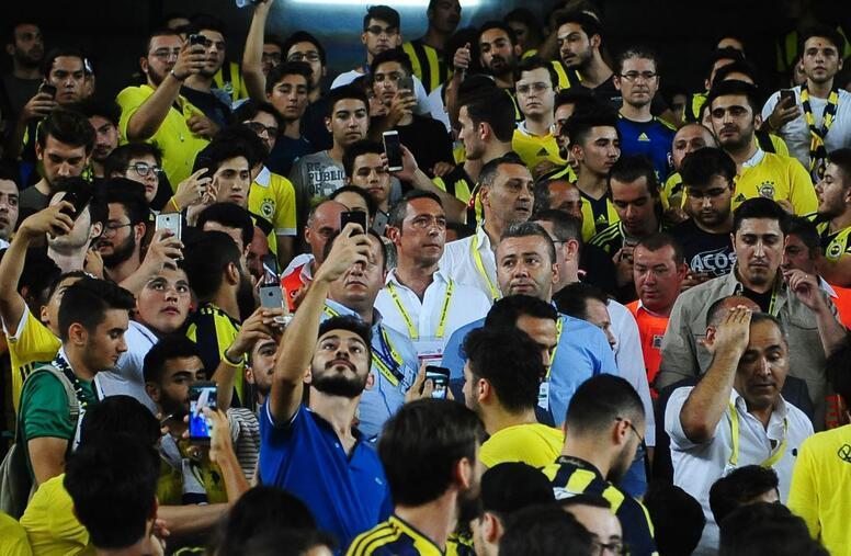 F.Bahçeyi Alper Potuk taşıdı Fenerbahçe 2- 1 Cagliari...