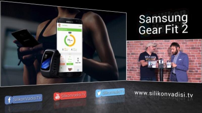 Ürün İnceleme: Samsung Gear Fit 2 - Silikon Vadisi