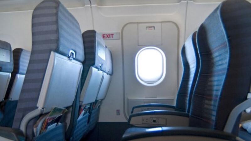Uçaktaki en rahat koltuk