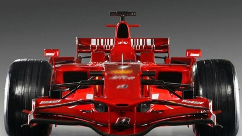 Formula F1 koltuğunda uçacağız