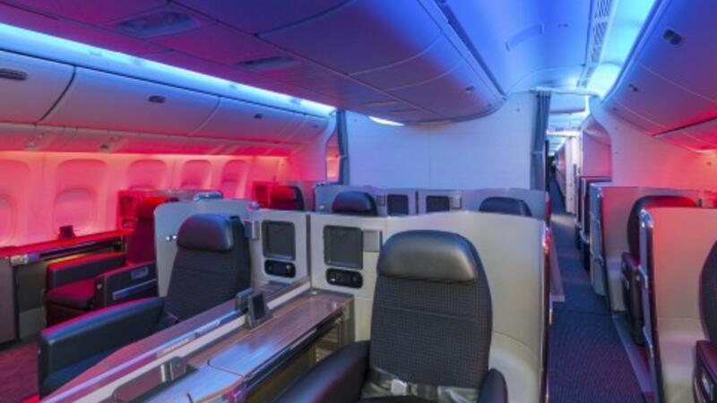 Bu ışıklar uçakta acıktırıyor