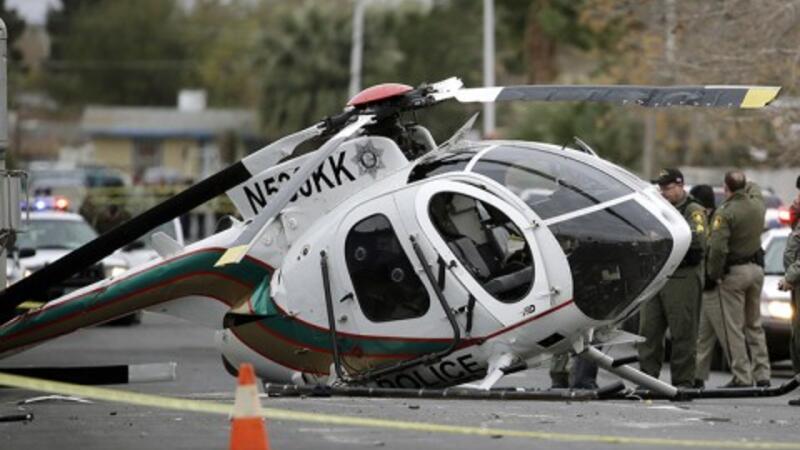 Helikopterler neden düşüyor?